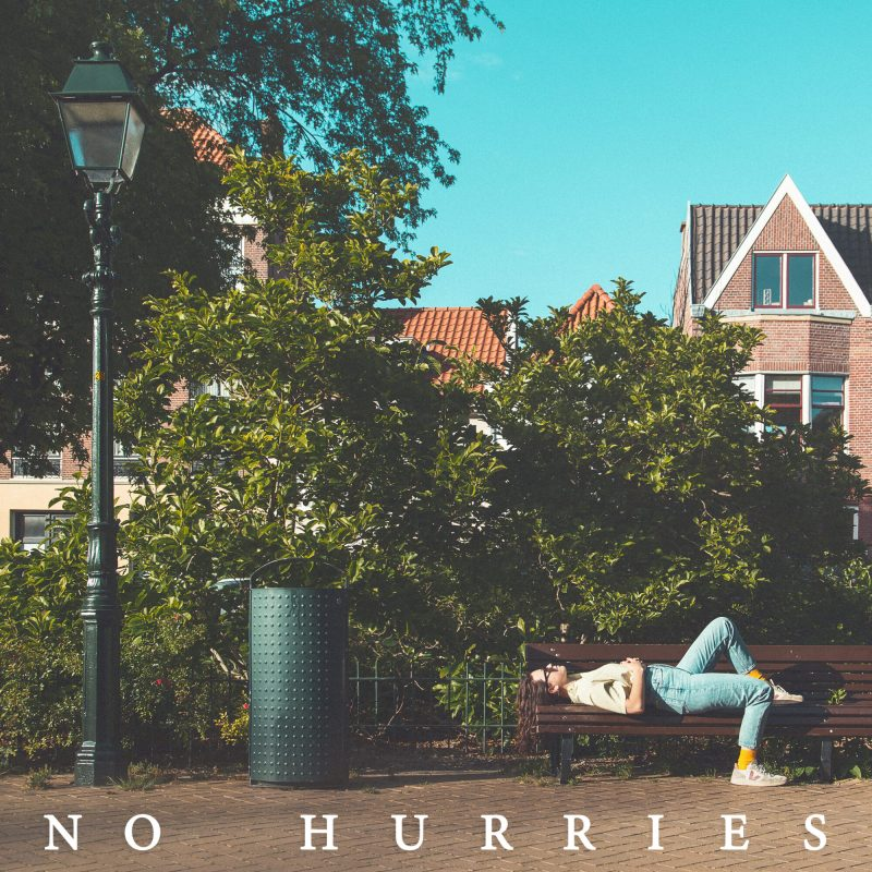 No Hurries Cover.